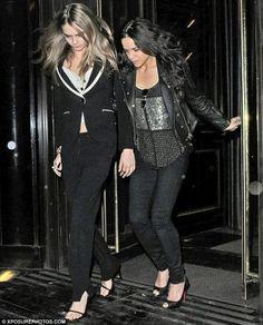 Cara Delevigne y Michelle Rodríguez son grandes amigas http://felixjtapia.org/blog/2014/03/22/cara-delevigne-y-michelle-rodriguez-son-grandes-amigas/