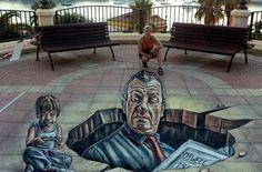 Sun & Sea & Spraycan: Malta Street Art Festival | WideWalls