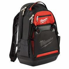 48-22-8200 Milwaukee Tool Heavy Duty Jobsite Back Pack