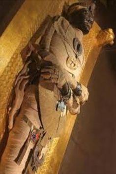 Egyptian Mummies, Ancient Egypt, Lion Sculpture, Statue, History, Art, Egypt, Art Background, Historia
