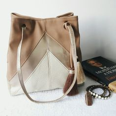 New boho vibes bucket bag!!! Available at my #etsyshop