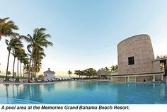 Memories resort opens on Grand Bahama