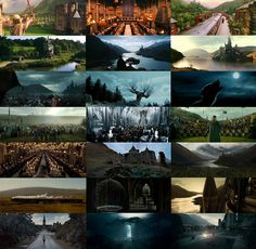 harry potter imagery