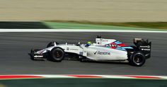 Felipe Massa / Williams FW37 Mercedes PU106A Hybrid