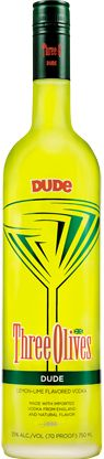 """Three Olives Vodka """"DUDE"""". A friend of mine recommended I try it. Mix with Mt. Dew. Enjoy :)"""