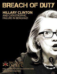New Report: Hillary Clinton and the Benghazi Terrorist Attack