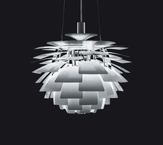 PH Artichoke, Louis Poulsen. Design by Poul Henningsen.