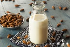 Commercial Plant Milks vs. Homemade Plant Milks - Vitalvibe