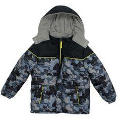 """2644616_Black%3Fwid%3D800%26hei%3D800%26op_sharpen%3D1 Best Deal """"Toddler Boy IExtreme Heavyweight Camouflage Body Jacket"""