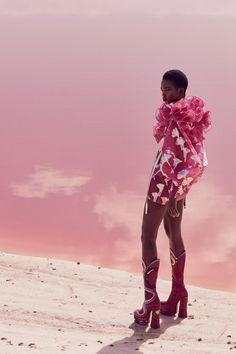 Floral Ambition  - HarpersBAZAAR.com
