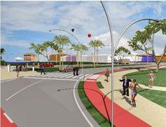 Projetos públicos _ Duplicação Avenida 7 sentido centro-bairro - 2010