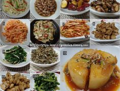 Asian Recipes, Ethnic Recipes, Korean Food, Kimchi, Food Design, Food Art, Baked Potato, Meal Planning, Side Dishes