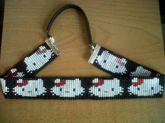 off loom beading stitches Loom Bracelet Patterns, Seed Bead Patterns, Bead Loom Bracelets, Beaded Wrap Bracelets, Beading Patterns, Beading Ideas, Seed Bead Jewelry, Beaded Jewelry, Baby Cardigan Knitting Pattern