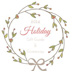 Little House of Four: Holiday Gift Guide and Giveaway!