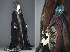 anna b sheppard costume design maleficent | Maleficent Magic Visual Concept: Costumes For Angelina Jolie And Elle ...