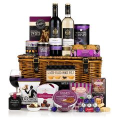 The backbone of our Christmas Hamper range has all the right ingredients. Discover more and shop now for delivery in time for Christmas. Luxury Hampers, Figgy Pudding, Christmas Baskets, Mince Pies, Christmas Pudding, Gift Hampers, Silent Night, Corporate Gifts, Valentine Gifts