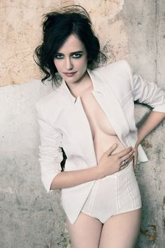 Eva Green by Frederic Auerbach for Paris Match