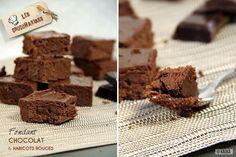 fondant chocolat haricots rouges sans beurre sans farine