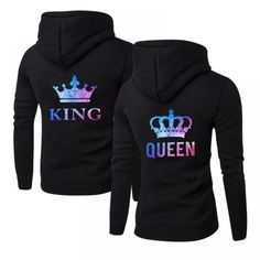 Matching Couple Outfits, Matching Couples, Colourful Outfits, Cool Outfits, Cute Gifts For Your Boyfriend, Matching Hoodies, Galaxy Pattern, Daily Fashion, Couple Clothes