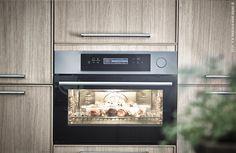[AUGUST NEWS] Une cuisine saine et variée. Four à vapeur KULINARISK #IKEA #August #cuisine