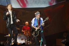 Concierto de los Rolling Stones en Oslo