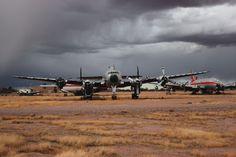 Abandoned Aircraft | Abandoned Airplanes {Marana Az}