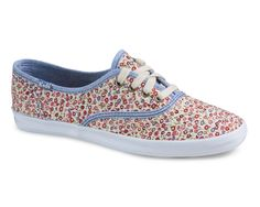 garden party this was my first pair of keds