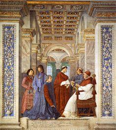 Мелоццо да Форли - «Сикст IV основывает Ватиканскую библиотеку»/4711681_Melocco_da_Forli__Sikst_IV_osnovivaet_Vatikanskyu_biblioteky (620x700, 255Kb)