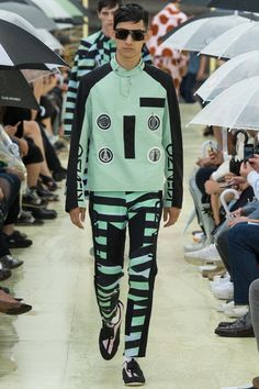 Kenzo | Spring 2015 Menswear Collection | Style.com