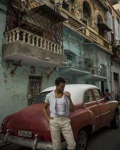 """""""The Havana Gangster""""   Cuba Visual Diary   GALLA."""