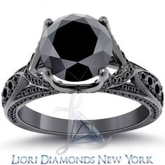 #lioridiamonds.com        #ring                     #4.93 #Carat #Certified #Natural #Black #Diamond #Engagement #Ring #Black #Gold #Rings #Lioridiamonds.com                         4.93 Carat Certified Natural Black Diamond Engagement Ring 14k Black Gold - Rings - Lioridiamonds.com                             http://www.seapai.com/product.aspx?PID=1117797