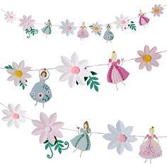 princess/ fairy garland http://www.langzalzeleven.com/a-35815850/slingers/prinsessenslinger/
