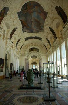 Paris Petit Palais Interieur