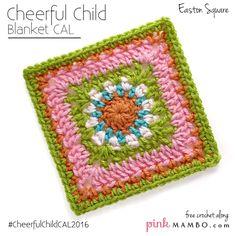 Crochet Easton Square