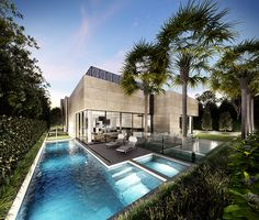 Dudley Street #modern #architecture located in Brighton Australia