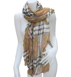 """HelloHappiness VERRY NICE & LOVELY Scarf Shawl Pashmina Wrap Throw - Over 1000 beautiful colours to choose from (Approx. 45 x Approx. 80) by HelloHappiness. $8.99. """"HelloHappiness"""" VERRY NICE & LOVELY Scarf Shawl Pashmina Wrap Throw - Over 1000 beautiful colours to choose from (Approx. 45"""" x Approx. 80"""")  70% Cotton/30% Polyester HandWash This fashionable pashmina scarf, wrap or shawl is the perfect finishing touch to almost any outfit."""