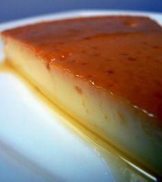 Flan - ultimate dessert