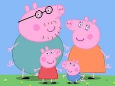 If you have kids, nieces and nephews, or grandkids, they probably know about Peppa Pig, one of the most popular kids cartoons in recent years. Videos Peppa Pig is an Android app that provides conten Peppa Pig Cartoon, Peppa Pig Tv, Peppa Pig Images, Peppa Pig Videos, Peppa Pig Shows, Peppa Pig Gratis, Peppa Pig Familie, Familia Pig, Childhood