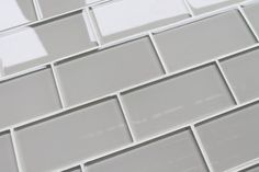 $15.99 Country Cottage Glass Subway Tiles - traditional - kitchen tile - Rocky Point Tile