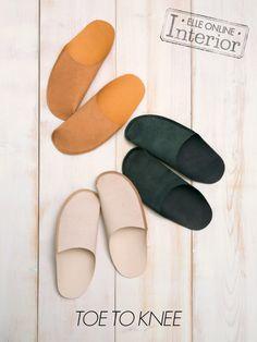【ELLE】まるで靴下? 不思議な一体感|エル・オンラインが選ぶルームシューズ12選|エル・オンライン