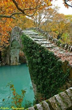 Image 33156243 1705581769489742 5882496914951241728 n in Fashion - Girls - 2 album Old Bridges, Places In Greece, Greek Beauty, Beautiful Places, Paradise, Scenery, Around The Worlds, Earth, Pictures