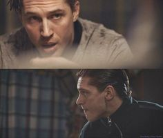 Two screencaps from Sergeant Slaughter My Big Brother - tom-hardy Photo