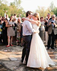 "The First Dance: Van Morrison's ""Crazy Love,"" Crazy Love, First Dance, Perfect Wedding, Tennessee, Destination Wedding, Christian, Wedding Dresses, Hair, Wedding Ideas"