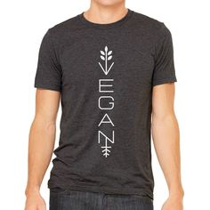Shop modern vegan t-shirt from our vegan clothing collection. Our vegan clothing brand is cruelty-free vegan. Shop your vegan t-shirt now! Vegan Fashion, Ethical Fashion, New T Shirt Design, Shirt Designs, Quotes Vegan, Vegan T Shirt, Vegan Shopping, Vegan Clothing, Shirt Store