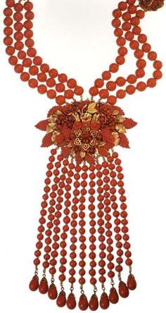 stanley hagler vintage jewelry | Stanley Hagler Jewelry- Wrapped Up in Beads ‹ Haute TrampHaute Tramp