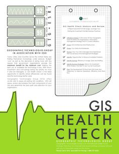 GIS Health Check from GTG