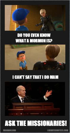 Do your know what a mormon is