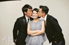 [2011.02.18] DANIEL WU, LOUIS KOO KEEP KISSING GAO YUANYUAN