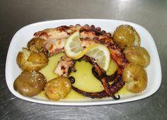 polvo á lagareiro, Portugal, Portuguese Dish