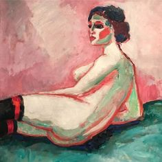 Art is sexy Georges Braque, Artist Painting, Figure Painting, Henri Matisse, André Derain, Examples Of Art, Van Gogh Museum, Dutch Painters, Dutch Artists